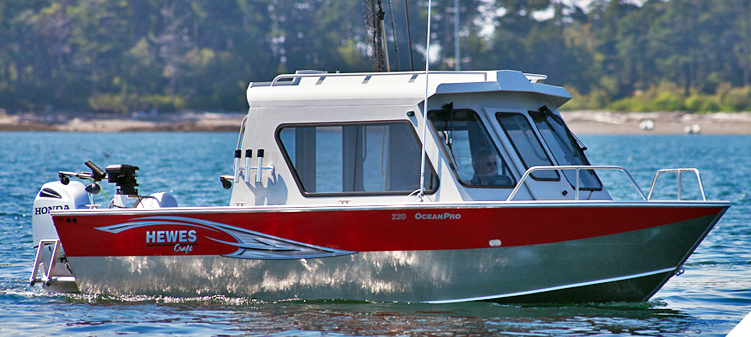 Used Hewescraft Boats >> Ocean Pro